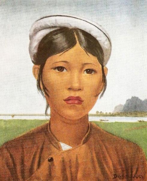 Bộ tranh chân dung phụ nữ Việt đầu thế kỷ 20 của họa sĩ người Pháp Jean Despujols (1886-1965) nằm trong Bộ sưu tập đồ sộ và quý giá gồm 360 tác phẩm sơn dầu, màu nước và ký họa được ông vẽ trong những năm du hành khắp cõi Đông Dương, hiện thuộc sở hữu của Bảo tàng Mỹ thuật Meadows, trong khuôn viên Đại học Centenary của bang Louisiana, Mỹ.